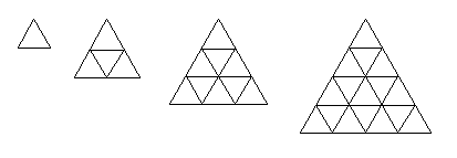Counting The Triangles Ii