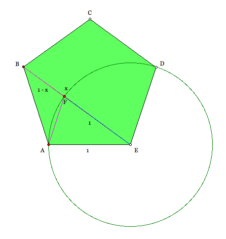 circle and unit radius essay This is an article about the use of maple maplets to compute the area of the unit circle  the method using regular polygons archimedes of syracuse,.