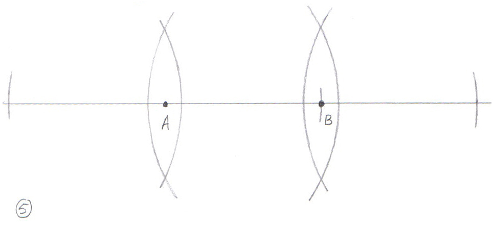 Drawing Perpendicular Lines With A Compass : Essay constructing regular polygons
