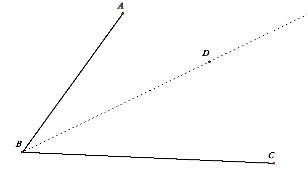 angle bisector construction - photo #32