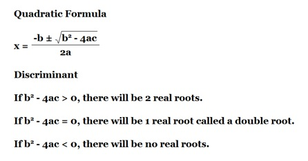 Root Patterns and Analysis