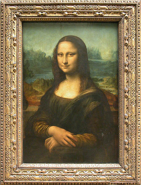 Where Should You Stand to View the Mona Lisa?