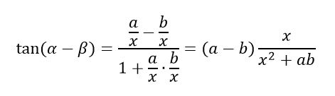 how to find the maximum height in calculus