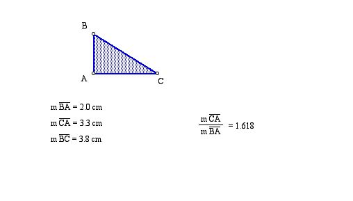 the golden rectangle and ratio essay
